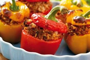 Stuffed Vegetable Medley