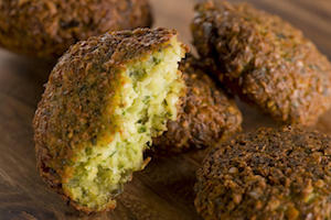 Falafel: Israeli food on the go