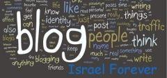 THE ISRAEL FOREVER BLOG