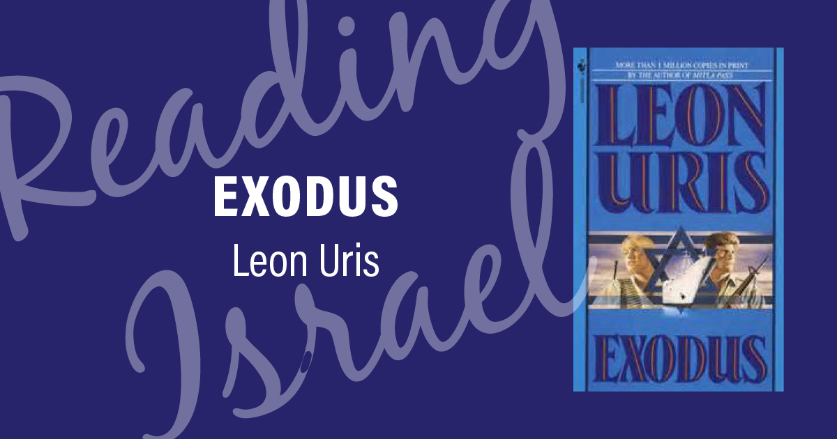 exodus by leon uris the forever foundation
