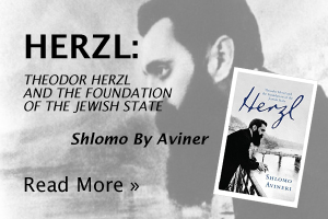 Herzl: Theodor Herzl and the Foundation of the Jewish State by  Shlomo Avineri