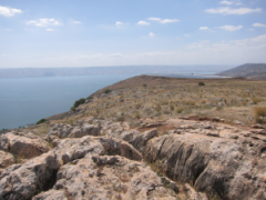 Exploring Israel: The Sea of Galilee