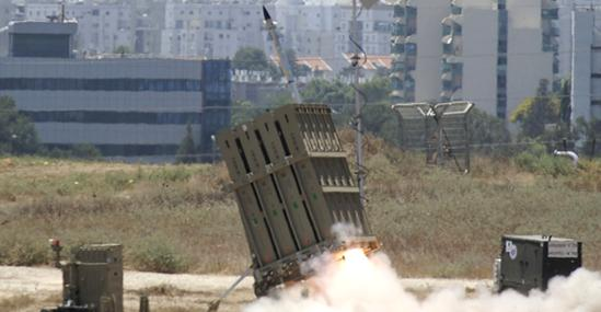 Q & A: What Is This Iron Dome That Is Protecting Israel From Hamas Rockets?
