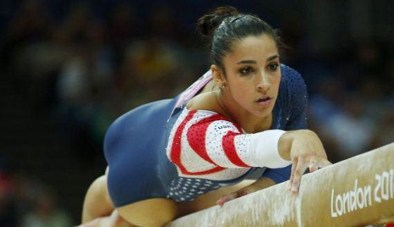 Aly Raisman, London Olympics