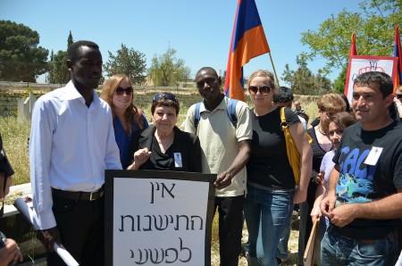 Kibbutzim in Africa?