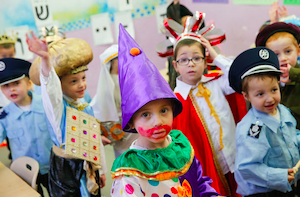 It's Time to Party: Purim in Israel