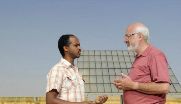 Making the most from the sun, solar power plants israel