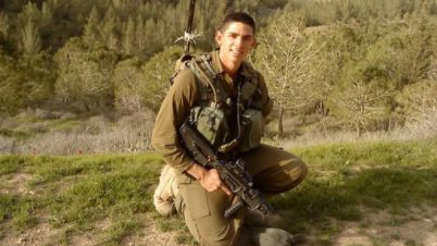 The One-Armed Warrior: An Israeli Soldier's Tale