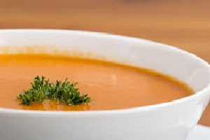 orange soup, recipe