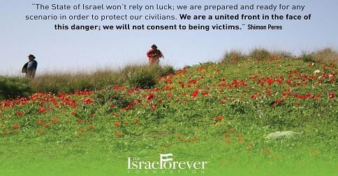 Shimon Peres Quote