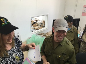 Special in uniform, Israel, Israel Defense forces