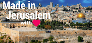Buy For Good's Made in Jerusalem Products