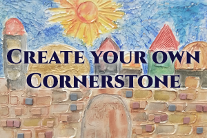 Create Your Own Cornerstone Activity