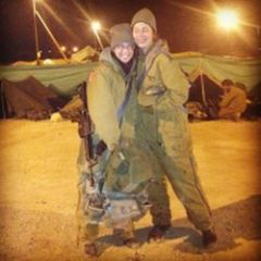 An IDF Story Of Friendship