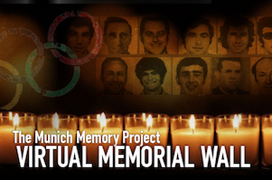 The Munich 11 Memory Project: Virtual Memorial Wall