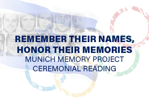 Remember their names, honor their memories