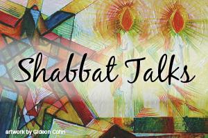 #ShabbatTalks