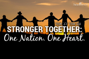 Stronger Together: Jewish Unity Initiative