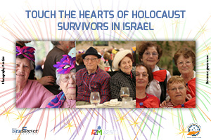 A Purim to Remember: Celebrating Life With Survivors of the Holocaust