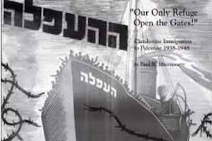 Our Only Refuge, Open the Gates! : Clandestine Immigration to Palestine 1938-1948