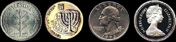 Balfour British coins