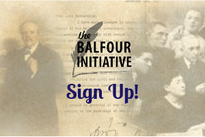 Get Involved with The Balfour Initiative