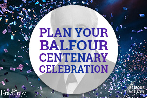 Plan Your Balfour Centenary Celebration