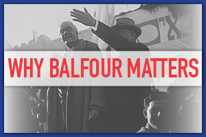 Why Does Balfour Matter?