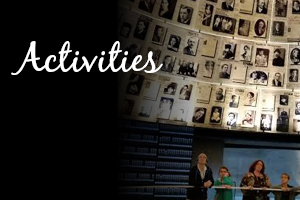 Holocaust and Hatikvah: Activities