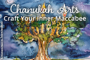 Chanukah Arts