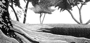 Landscape Israel Art by Igor Mojzes