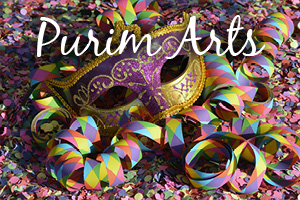 Purim Arts