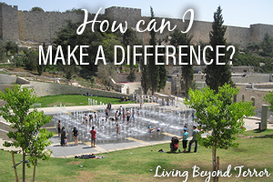 Living Beyond Terror: Make a Difference