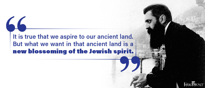 herzl quote