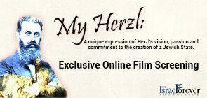 My Herzl Online Film Screening