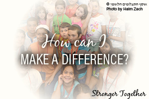 Stronger Together: Make a Difference