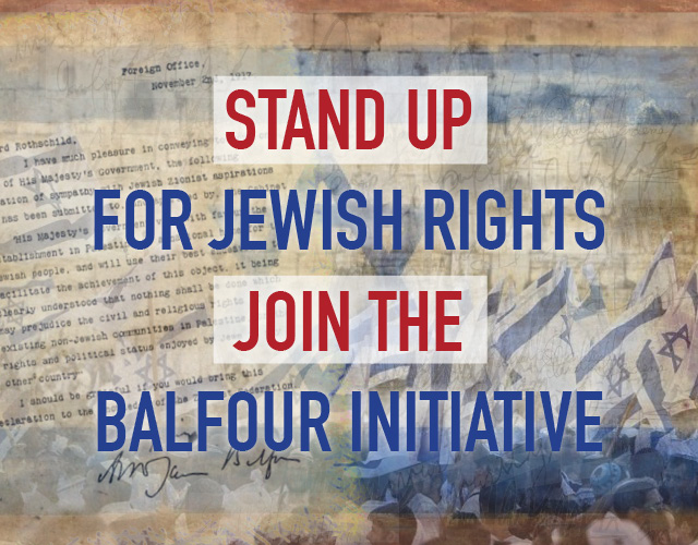 Join the Balfour Initiative