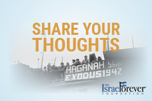 Share your Thoughts: Why is The Exodus important to remember?