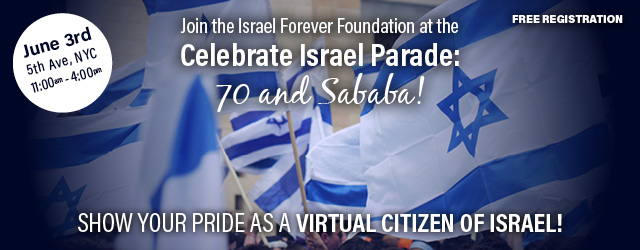 NYC's Celebrate Israel Parade