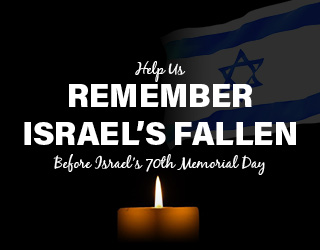 Remembering Israel's Fallen Soldiers