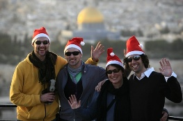 The Many Dimensions of Christmas in Israel