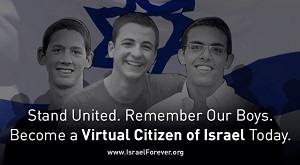 Stronger Together As Virtual Citizens of Israel.
