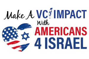 Make a VCI Impact with Americans4Israel